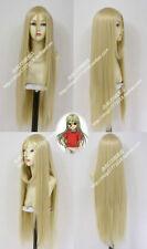 Inazuma Eleven Afuro Terumi Light Blonde Cosplay Wig