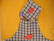There's No Place Like Home Wizard of Oz Apron and Hot pad