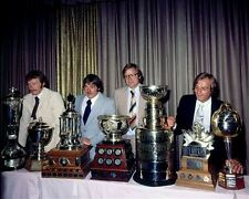 Kev Dryden, Larry Robinson,Guy Lafler Montreal Canadiens 8x10 Photo