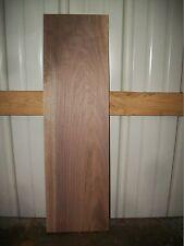 """1 Pc Walnut Lumber Wood Kiln Dried Board Lot 177N Flat 29 1/2"""" X 8 5/8"""" X 7/8"""""""