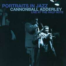Cannonball Adderley - Portraits In Jazz - Live At The Half Note NEW CD
