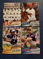 2020 Topps Series 2 Decade's Best Inserts with Chrome Blue and Black /299 U Pick