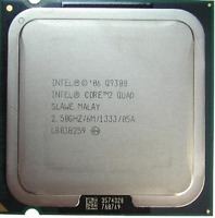 Intel Core 2 Quad CPU Q9300 2.50GHz/6M/1333 LGA775