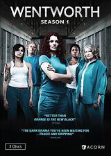 Wentworth: Season 1 054961253395 (DVD Used Very Good)