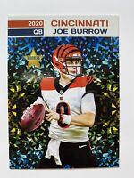 2020 Joe Burrow NFL Prism Style Star Rookie Card
