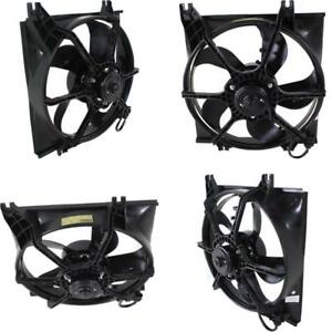 HY3115106 Cooling Fan Assembly for 90-93 Hyundai Excel