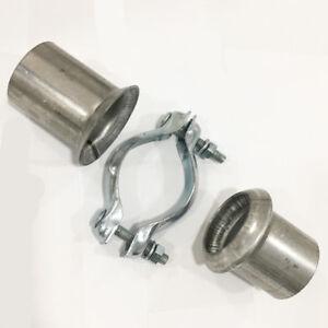 Auspuff Reparatursatz für Audi VW Citroen Peugeot Renault Katalysator Ø 50 mm