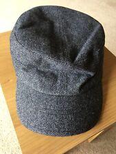 Oliver Sweeney Flat Cap Hat - S/M - Blue