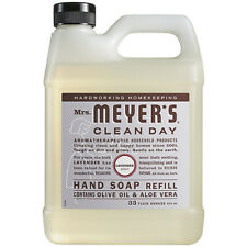 Mrs Meyers Clean Day Hand Soap Refill 33 Oz Lavender Scent
