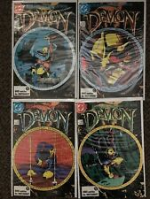 Demon #1-4 Limited Series Full Run, DC Comic, Wagner