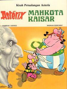 KISAH PETUALANGAN ASTERIX - ASTERIX MAHKOTA KAISAR (INDONESIA 1991)