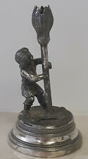 Antique WWH & Co William Wheatcroft Harrison Epergne Stand/Candle Holder EP