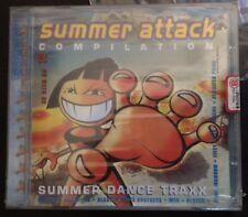 Summer Attack Compilation 1999 CD Edel – DAK 0049172 Sealed