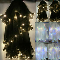 Belly Dance LED Skirt Full Skirt Belly Dance Costume Festival Lights Dress