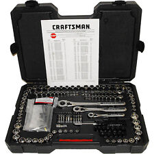 Craftsman 220 Pc. Mechanics Tool Set w/ Carrying Case, Ratchet Socket Wrench Set