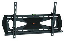 SLIM FLAT LCD LED TV WALL MOUNT BRACKET TILT 40 42 43 46 47 48 50 55 57 60 70 80
