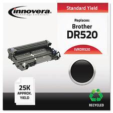 Innovera Remanufactured DR520 Drum Unit Black