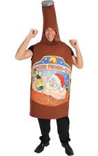Orion Costumes Mens Giant Beer Bottle Rude Novelty Christmas Fancy Dress Costume