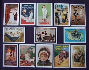 13 Different Advertising Mumbles Railway Cards Modern Postcards
