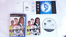 JUEGO COMPLETO FIFA 2003 FUTBOL FOOTBALL SOCCER PLAYTATION 2 PS2 PAL ESPAÑA