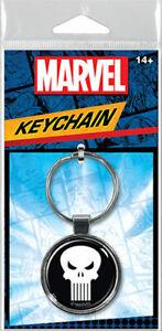 Marvel Heroes Key Ring / Key Chain: Punisher Skull Logo