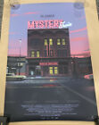 Mystery Train Mondo Movie Poster Laurent Durieux #142/275 SEE PICS SOME SMUDGES