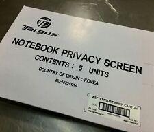 """Targus 14.1""""Widescreen laptop Privacy Screen"""
