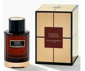 MYSTERY TOBACCO by Carolina Herrera Unisex 100 ML, 3.4 fl.oz, EDP, New in Box