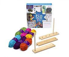 NEW Kids Craft-tastic Pom Pom Kit