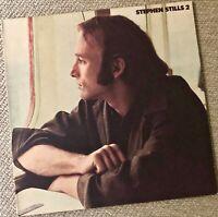 "STEPHEN STILLS  ""Stephen Stills 2""  --  Orig. 1971 First Pressing Monarch Promo"