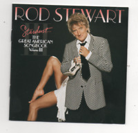 Rod Stewart Stardust Great American Songbook Vol.3 CD Baby It's Cold Outside
