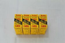Lot of 4 Kodak Verichrome Pan VP 127 Duo Black&White Panchromatic Film Exp 1965