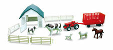 Country Life Dairy Farming Playset