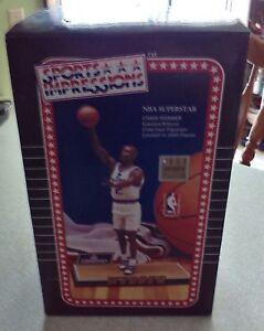 "Chris Webber 1994 Sports Impression COA Collectors 12"" Figure Washington Bullets"