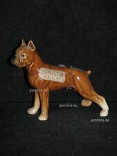 +# A015786_21 Goebel Archiv Muster Hund Dog Boxer stehend CH578 Plombe TMK5