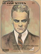 American Classic Screen The Journal of America's Film Heritage James Cagney 1982