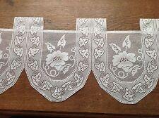 brise bise cantonnière rideaux à décor vendu au mètre B11