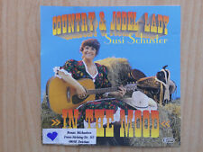 SUSI SCHUSTER (COUNTRY & JODEL-LADY) CD: IN THE MOOD (PA RECORDS CD 003 A 93)