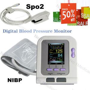 CONTEC08A Digital Blood Pressure Monitor Adult NIBP+SPO2+PR, PC SW