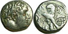PHOENICIA, Tyre. 126/5 BC. AR Shekel (25mm, 13.17 g).