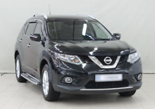 HEKO wind deflectors compatible with NISSAN X-TRAIL mk3 5-doors SUV since 2014