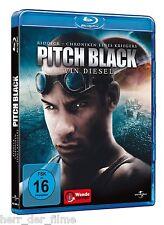 PITCH BLACK, Planet der Finsternis (Blu-ray) NEU+OVP