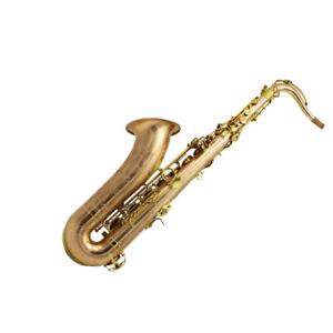 Eastern Music rose brass gold brass unlacquered copper tenor saxophone R54 type