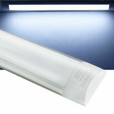 5 Pack 4Ft 44W Batten Lights Shop Light Utility Led Cool White for Office Garage