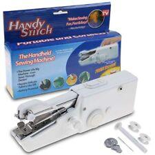Mini cantante puntada Portátil Máquina de coser eléctrica de mano Hogar Handy