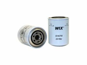 For 2005-2011 Mitsubishi Fuso FE145CC Oil Filter WIX 98993CZ 2006 2007 2008 2009