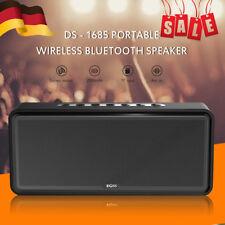 Portable 3.5mm Funk Bluetooth Soundbar Lautsprecher Subwoofer SNR 70dB Speaker