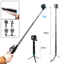 Handheld Monopod Tripod Selfie Stick Pole Waterproof For Gopro Hero 4 5 6 SJCAM