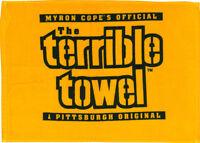 Pittsburgh Steelers Terrible Towel - Yellow