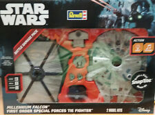 Revell Activity Centers Star Wars Battle Pack Model Kit-Set of 2